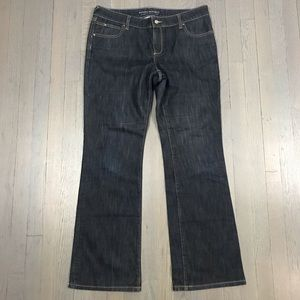 Banana Republic Classic Boot Cut Denim Jeans 12